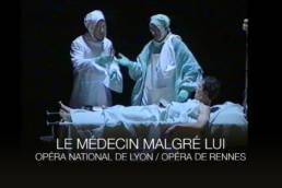 le médecin malgré lui Adriano Sinivia opera