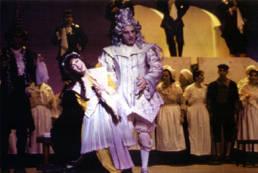 le roi l'a dit opéra mise en scène sinivia